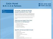 Colin Hurst