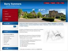 Barry Summers Surveyor