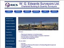 W G Edwards Surveyors Ltd