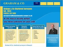 Graham & Co Newport Surveyors